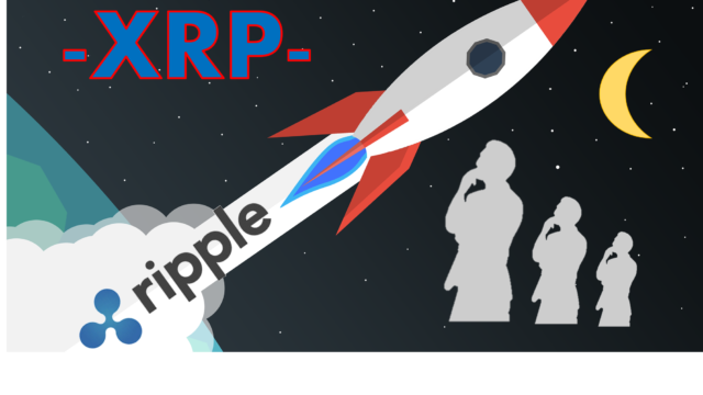 XRP to the moon