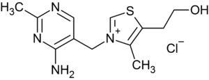 ビタミンB1(塩化物)