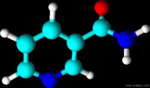 ビタミンB3(3D)