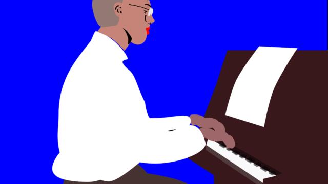 ピアノ独学