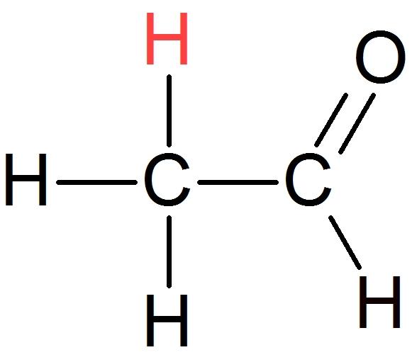 アセトアルデヒド2