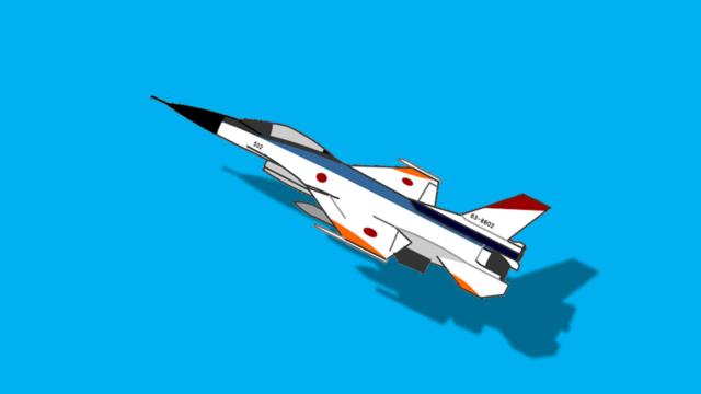 国産戦闘機1