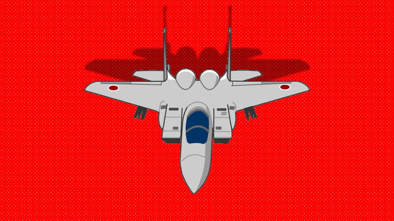 国産戦闘機4